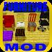 Download Luxury fashion furniture for MCPE 1.3 APK