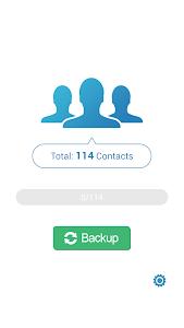 Download MCBackup - My Contacts Backup 2.1.6 APK