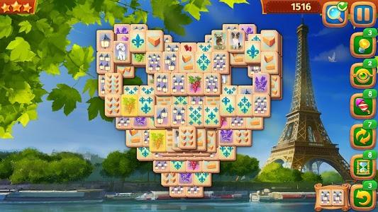 screenshot of Mahjong Journey: A Tile Match Adventure Quest version 1.12.3400