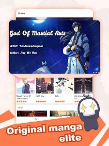 screenshot of Manga Dogs version 5.1.0