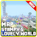 Download Map Lovely World minecraft pe 1.0 APK