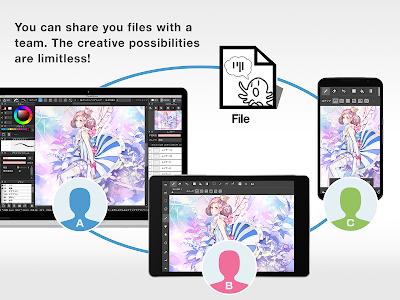 Download MediBang Paint - Make Art ! 15.0.1 APK
