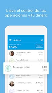 screenshot of Mercado Pago: recargar saldo y pagar cuentas version 2.47.5