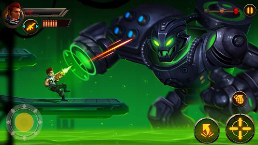 screenshot of Metal Squad: Shooting Game version 1.7.1