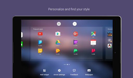 Download Microsoft Launcher 4.10.1.43825 APK