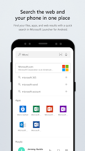 Download Microsoft Launcher 4.11.1.44377 APK