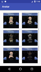 screenshot of Mini Militia Avatar version 2.0