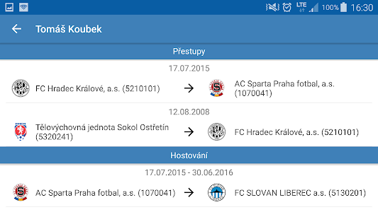 Download Můj fotbal 1.0.16 APK
