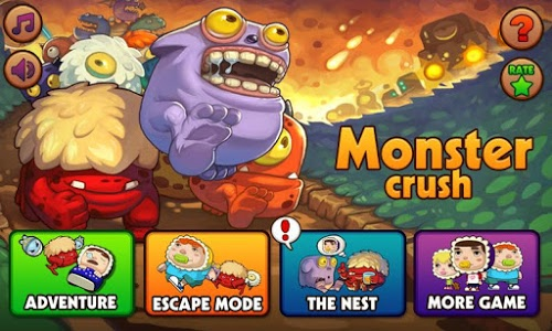 Download Monster Crush 1.4 APK