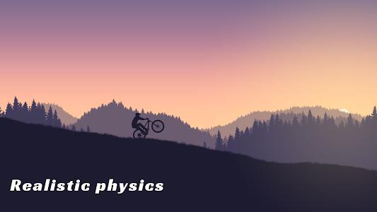 screenshot of Mountain Bike Xtreme version 1.2.2