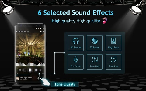 Download Music Player - Audio Player with Sound Changer 1.4.0 APK