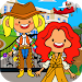 Download My Pretend Family Mansion - Big Friends Dollhouse 2.0 APK
