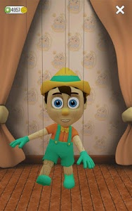 Download My Talking Pinocchio 3.2 APK