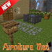 Download NEW Furniture Mod for MCPE 1.1 APK