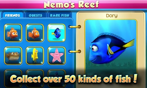 Download Nemo's Reef 1.8.1 APK