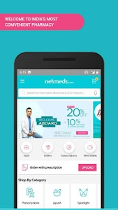 Download Netmeds - India Ki Pharmacy 6.3 APK