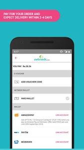 screenshot of Netmeds - India Ki Pharmacy version 6.6