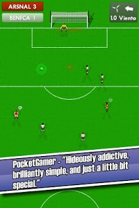 screenshot of New Star Soccer version 2.00