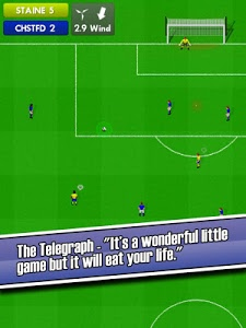 screenshot of New Star Soccer version 2.41