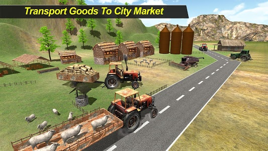Download New Tractor Farming Simulator 1.0 APK
