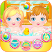 Download Newbown twins baby game 1.0.8 APK