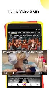 Download Topbuzz: Breaking News, Videos & Funny GIFs 7.3.1 APK