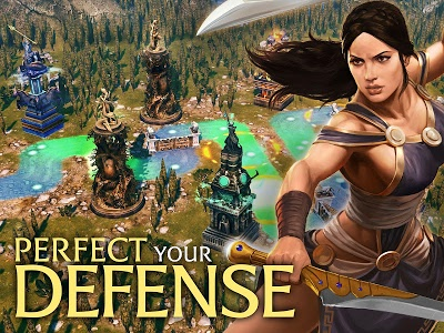 Download Olympus Rising: Hero Defense 4.0.4 APK