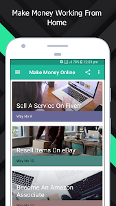 Download Make Money - Legitimate Passive Income Ideas 1.8 APK