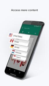 screenshot of Opera Free VPN - Unlimited VPN version 1.5.0