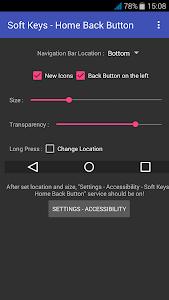 Download Soft Keys - Home Back Button 4.0 APK
