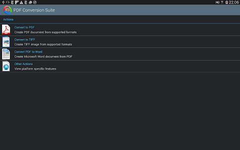 Download PDF Conversion Suite 2.7.5 APK