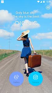 Download PICNIC - photo filter for dark sky, travel apps 2.3.2.0 APK
