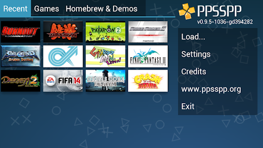Download PPSSPP Gold - PSP emulator 1.2.1.0 APK