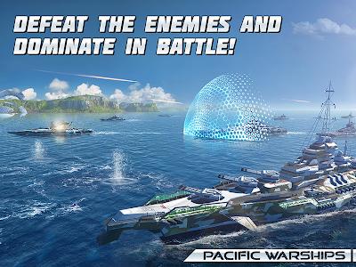 Download Pacific Warships: Online 3D War Shooter 0.7.8 APK