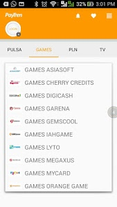 screenshot of PayTren (Official Apps) version 3.1.9_161226