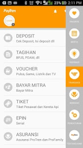 screenshot of PayTren (Official Apps) version 3.4.6_180918