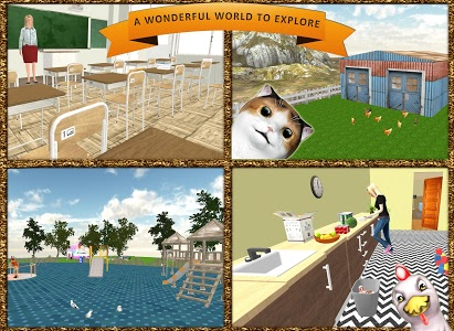 Download Cat Simulator - and friends ? 3.0.6 APK