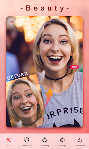 screenshot of Photo Editor Square Fit Snap Collage Maker - Lidow version Varies with device