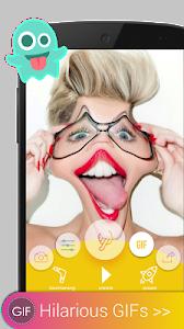 screenshot of Photo Warp version 2.1.3