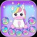 Download Pink Unicorn Theme Launcher 1.6 APK