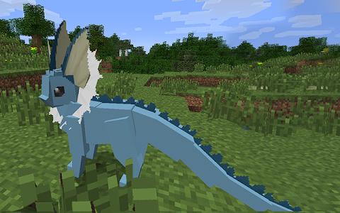 Download Pixel.mon Mod for Minecraft 1.0 APK
