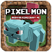 Download Pixel.mon Mod for Minecraft 1.0 APK
