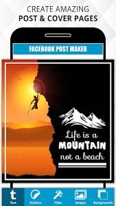 Download Post Maker for Social Media 1.1 APK