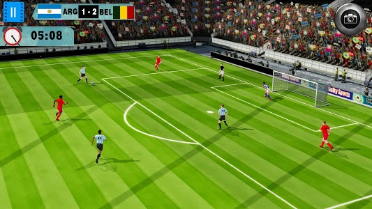 Download Pro Soccer Leagues 2018 - Stars Football World Cup 1.1.6 APK