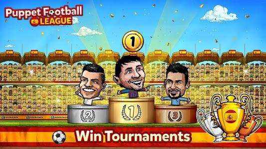 Download Puppet Football Spain CCG/TCG⚽ 2.0.18 APK