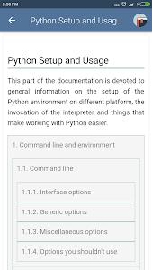 Download Python Documentation 3.4 APK