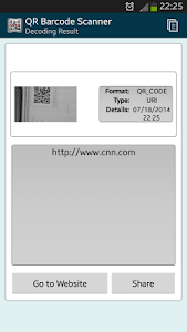 Download QR BARCODE SCANNER  APK