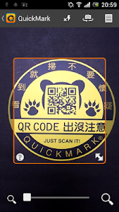 Download QuickMark Barcode Scanner 5.1.2 APK