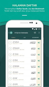Download Al Quran Indonesia 2.6.25 APK