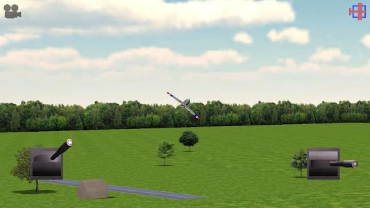 screenshot of RC-AirSim - RC Model Plane Sim version 1.01